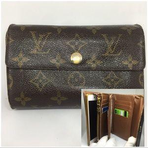 ❤️AFFORDABLE❤️ Louis Vuitton Wallet Monogram